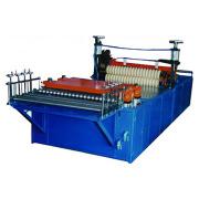 Color Plastic Tile Making Machine