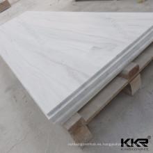 Bloque de hormigón decorativo de piedra sólida 100% acrílico de la superficie artificial