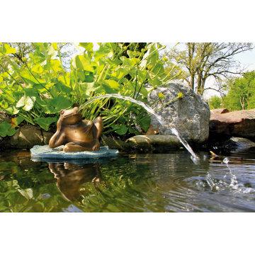 2018 Popular Design Bronze Frog Fountain (Custimized Service)