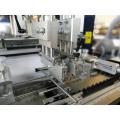 High speed auto silk screen printing machine printer