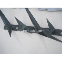 Galvanized Wall Spike for Security Anti-Climb