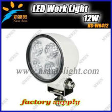 Euro-standard 12W Square LED work light for Truck,heavy duty machine