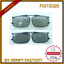 FM15026 поляризацией объектив весной клип на очки флип очки