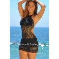 Sexy Women Hand Crochet Beachwear Swimwear traje de baño Bikini Cover up