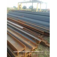 Viga en H de acero estructural de alta calidad