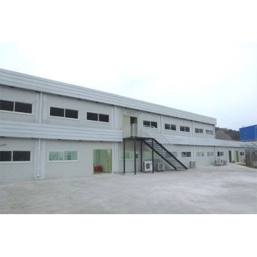 Prefabricated Steel Structure Workshop Building (KXD-SSW1444)