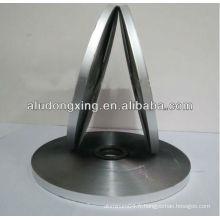 Feuillet en aluminium pour l'utilisation du câble 1060