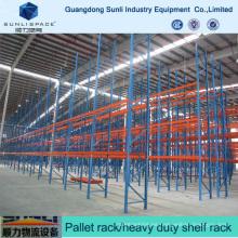 Heavy Load Beverage Alimentación Power Rack System