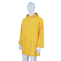 waterproof PVC plastic rainwear