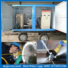 China Manufacturer Industrial Washing Machine Pipe Cleaning High Pressure Cleaner