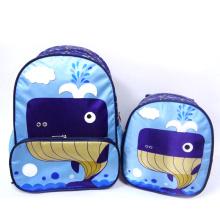 2021 Wholesale 3D Mini Cute Cartoon Animal School Bags For Kids Girls
