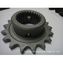 Cast Iron Chain Sprocket with CNC Machining