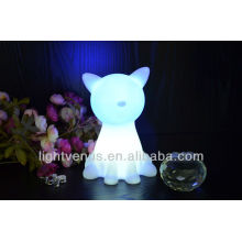 Cute Pets Shaped led fancy night lights
