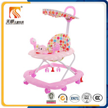 2016 China Hot Selling Baby Walker with Canopy
