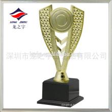 Troféu de design único preço barato e troféus de alta qualidade