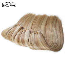 Wholesale Blonde Color 100% Human Hair Extension