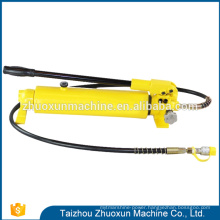 CP-700-2A hydraulic hand electric piston pump