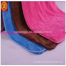 Toalha de cozinha impressa de alta absorção, toalha de microfibra de promoção, Toalha de barra de microfibra