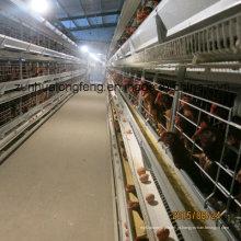 Um Tipo de Gaiola Automática de Avicultura