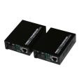 Conversor de mídia de fibra ótica Lan Gigabit Ethernet Cat5