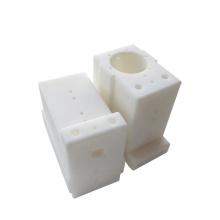 prototype cnc machining plastic, pom cnc milling machining
