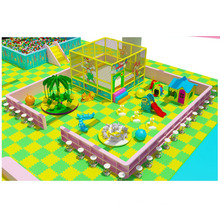 Indoor Soft Playground (10-9802)