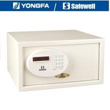 Coffre-fort d'ordinateur portable de taille de panneau de Safewell AMD 23cm pour l'hôtel