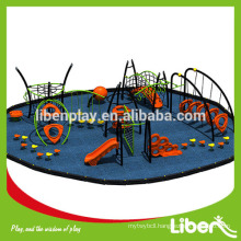 Cool Outdoor Adventure Playground Play Flooring LE.ZZ.002