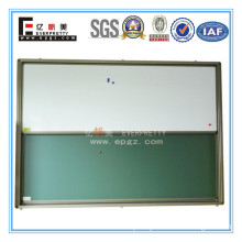 Interactive Whiteboard for Chalk Writing and Mark Pen Made in Guangzhou