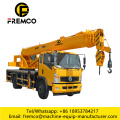 Dongfeng Chassis Truck Lifting Machine for Electric Power