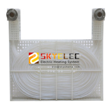 Fluoropolymer(PTFE) Tubing Coil Heat