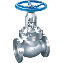 China Factory BS1873 Flanged Casted Steel Globe Valve