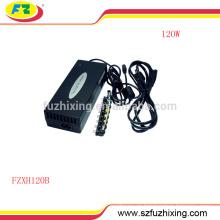 Adaptador de corriente universal portátil 120W