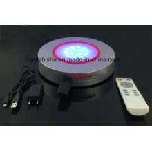 10inch 12inch RGB Submersible LED Shisha Hookah Light Base with Bluetooth