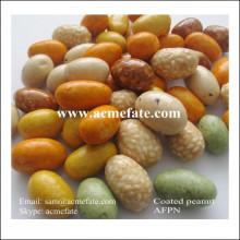 Wholesale Snack food flavoured peanuts coated peanuts