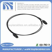 1M Digitales optisches Faser Toslink Audiokabel