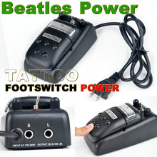 Beatles Tattoo Footswitch alimentation