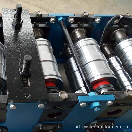 L Furring Channel Cahaya Gauge Roll Forming Machine