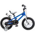 Kids Bike Boys Girls Freestyle Bicycle 12 Inch with Training Wheels