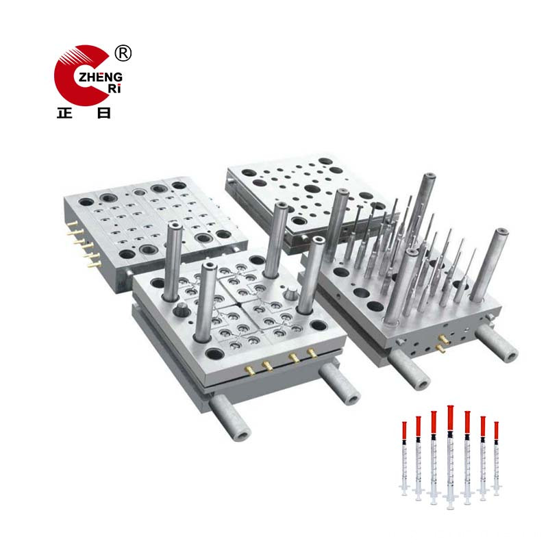 Plastic Insulin Syringe Injection Mould
