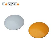 China fábrica blanco o amarillo ABS plástico camino de cerámica Stud