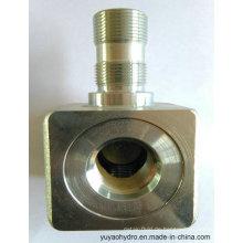 Spezial-Hydraulik-Gewinde-Steckverbinder-Abscheider