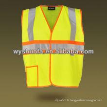 Hi Visibility TRAFFIC vest