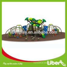 Kids playground ao ar livre utilizado exterior playground equipamentos para crianças