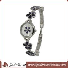 Relógios de moda impressos Relógios de quartzo por atacado