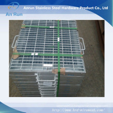 High Quality Hot DIP Galvanized Steel Grating (factory)