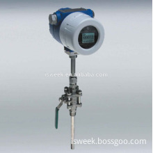 argon,helium,oxygen,nitrogen gas monitoring and control in a large pipe line Insertion Mass Flow Meters
