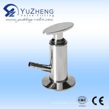 Válvula de muestreo de acero inoxidable Fabricante