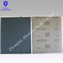 wasserabweisendes elektrobeschichtetes Siliciumcarbid-Latex-Papier-Sandpapier