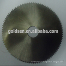 "50mm 2"" Mini HSS Saw Blade Mini Steel Saw Blade For Mini Miter Cut Off Saw"